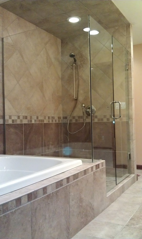 Frameless Shower Doors West Bloomfield Michigan